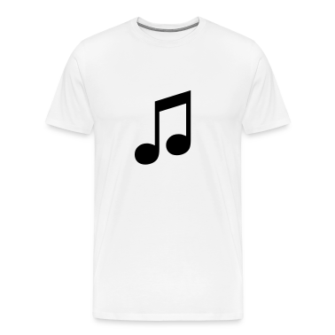 Men's Note T-Shirt