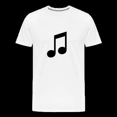 Men's Note T-Shirt