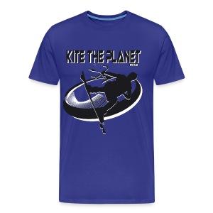 Kite The Planet - Men's Premium T-Shirt