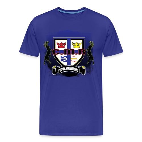 NEW COAT OF ARMS TEE - Men's Premium T-Shirt
