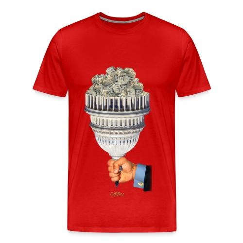 Money Is Everything - Men's Premium T-Shirt