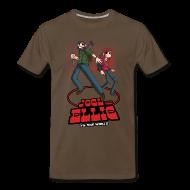 T-Shirts ~ Men's Premium T-Shirt ~ Joe and Ellie VS. the World
