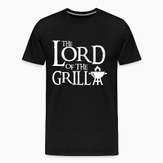 Lord Of The Grill T-Shirts