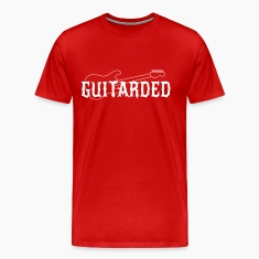 Guitarded T-Shirts