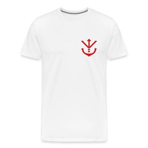 Saiyan Men's T-Shirt - Men's Premium T-Shirt