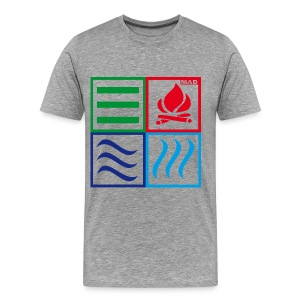 4element - Men's Premium T-Shirt