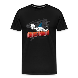 Ghostnado-BigTee - Men's Premium T-Shirt
