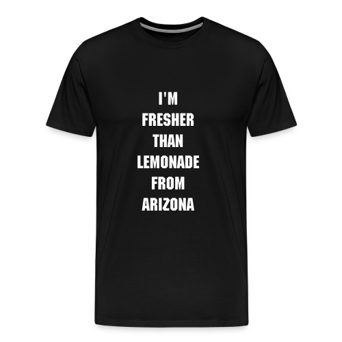Fresh Lemonade Shirt - Men's Premium T-Shirt