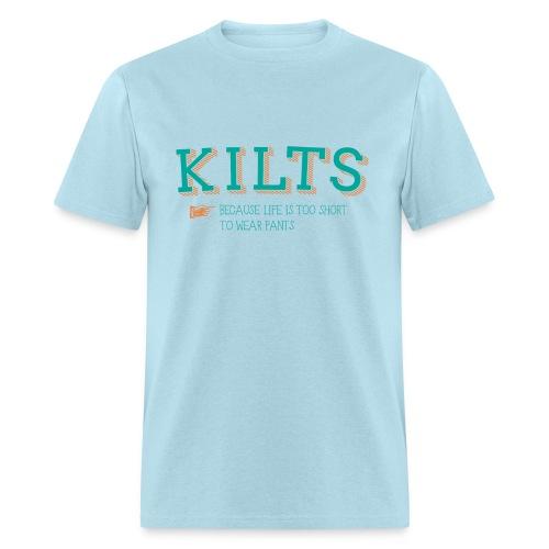 Kilts - Guyz - Men's T-Shirt