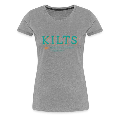 Kilts - Girlz - Women's Premium T-Shirt
