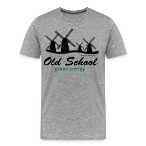 Old School - Men's Premium T-Shirt