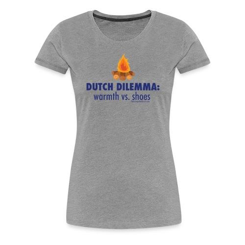 Dilemma - Women's Premium T-Shirt