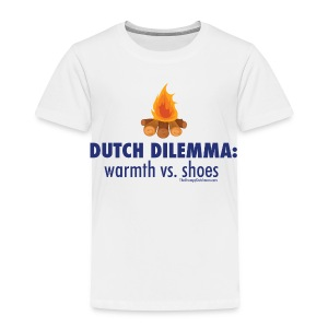 Dilemma - Toddler Premium T-Shirt