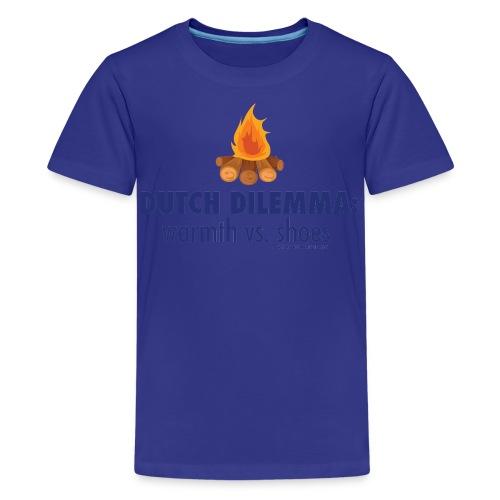 Dilemma - Kids' Premium T-Shirt
