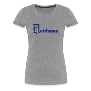 Old E Dutchman (blue) - Women's Premium T-Shirt