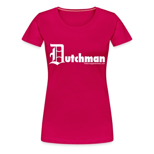 Old E Dutchman - Women's Premium T-Shirt