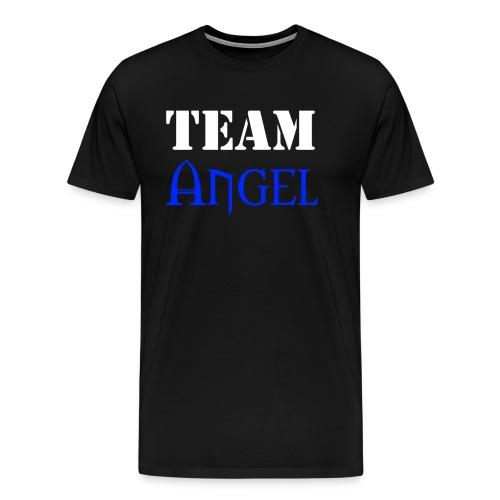 Team Angel - Front/Back - 3x/4x - Men's Premium T-Shirt