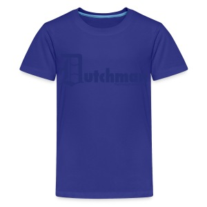 Old E Dutchman (blue) - Kids' Premium T-Shirt