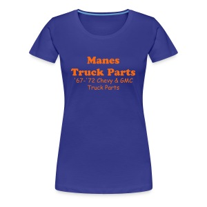 Women's Plain MTP - Women's Premium T-Shirt