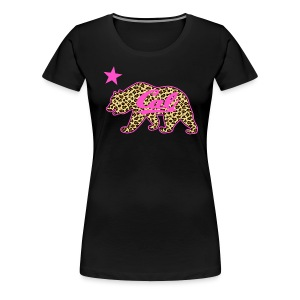 California cheetah - Women's Premium T-Shirt