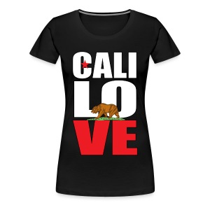Cali Love - Women's Premium T-Shirt
