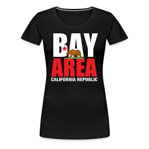 Bay Area - Women's Premium T-Shirt