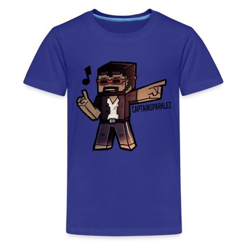 Captain Sparklez - Kids' Premium T-Shirt