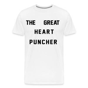 The Great Heart Puncher - Men's Premium T-Shirt