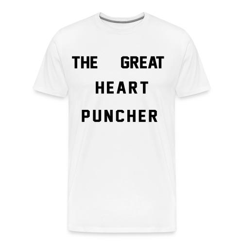 The Great Heart Puncher - Men's Premium T-Shirt