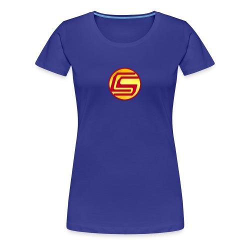 Captain Sparklez Logo - Women's Premium T-Shirt