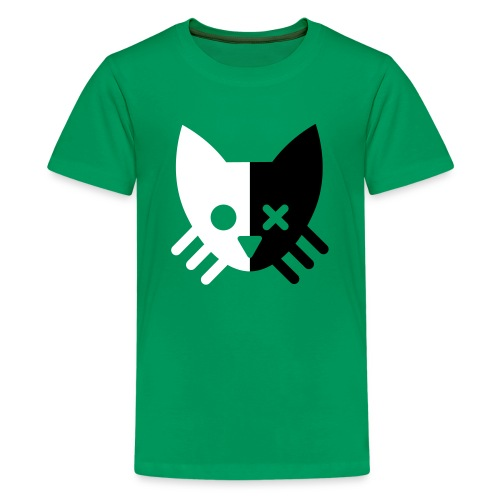 Schrödinger's Cat Kid's T-Shirt - Kids' Premium T-Shirt