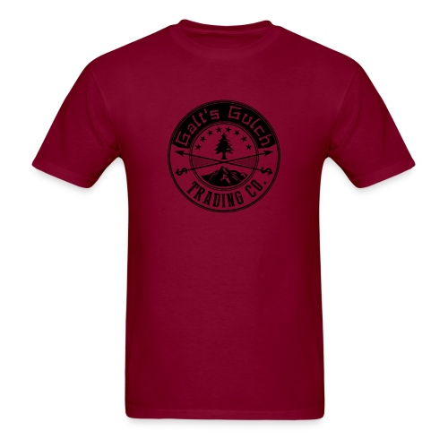 Galt's Gulch Trading Co.  - Men's T-Shirt