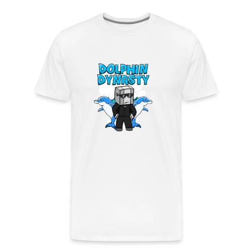 Men's Dolphin Dynasty T Shirt - Men's Premium T-Shirt