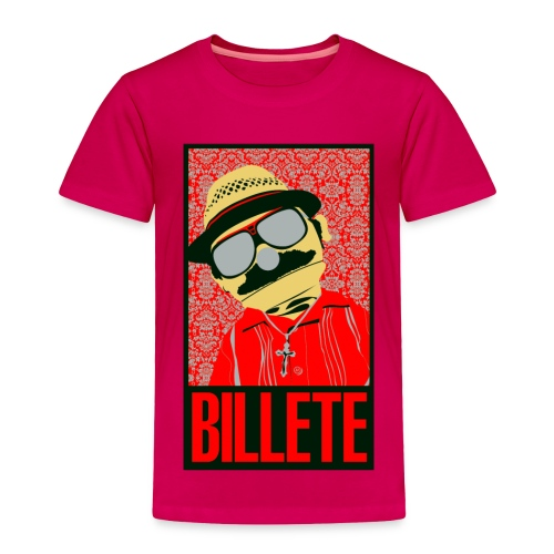 Original Gangster (chamaquito) - Toddler Premium T-Shirt