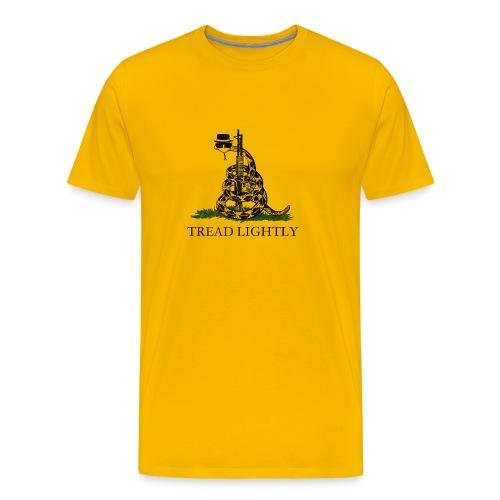 Tread Lightly - Men's Premium T-Shirt