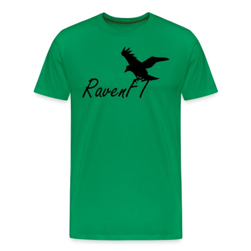 Men's RavenFT Shirt #2013 - Men's Premium T-Shirt