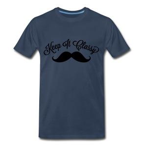 Nice mustache, sir.  - Men's Premium T-Shirt