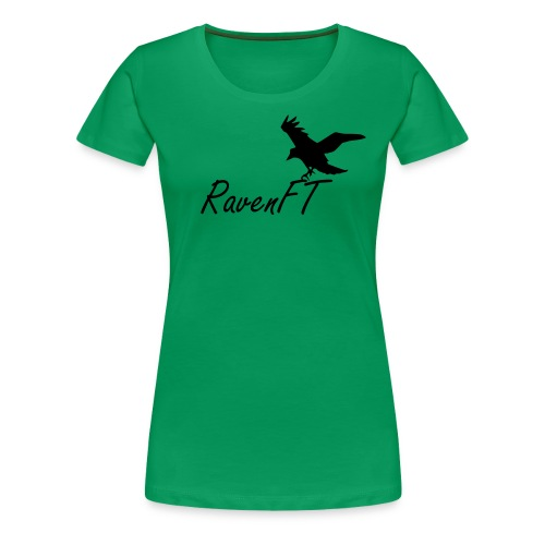 RavenFT Woman's Shirt - Women's Premium T-Shirt
