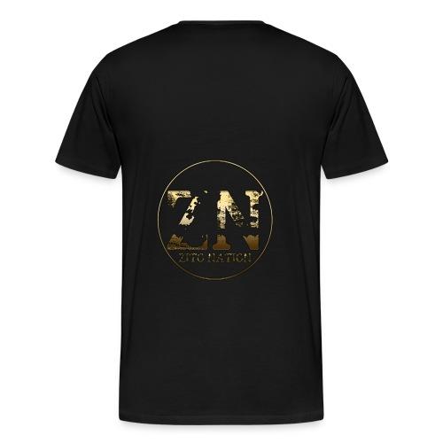 Men's Tee Shirt  - Men's Premium T-Shirt