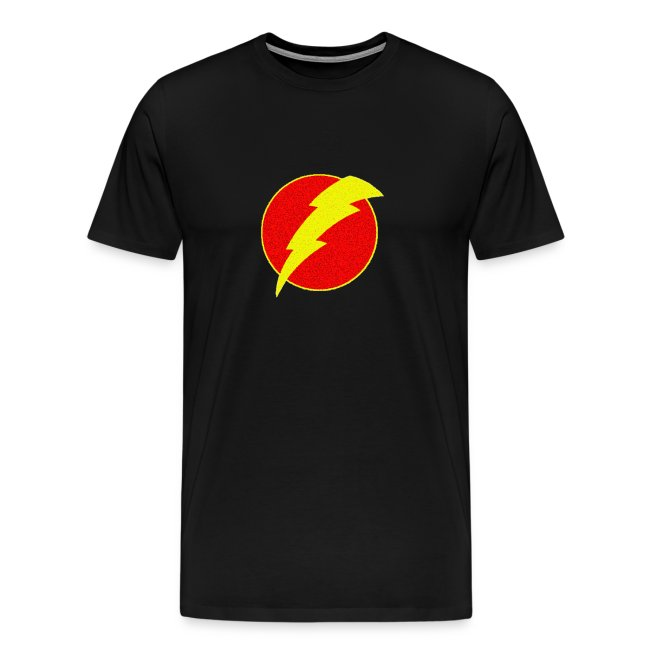 Girl Power Gifts And Tees Super Superhero Retro Lightning Bolt