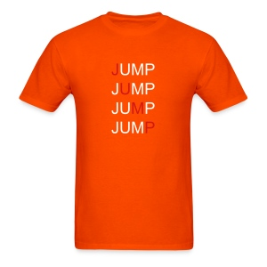 Men's Heavyweight JUMP! - Men's T-Shirt