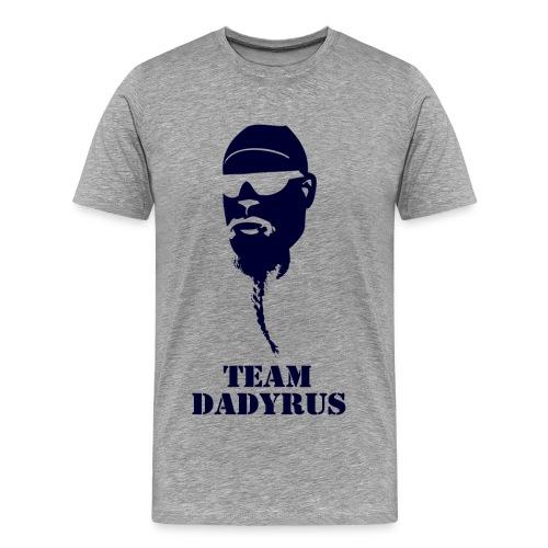 Team Dadyrus Shirt Dark 3X - Men's Premium T-Shirt
