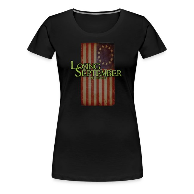 Woman's Fitted Classic T