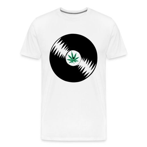 Spinning Plant Tee - Men's Premium T-Shirt
