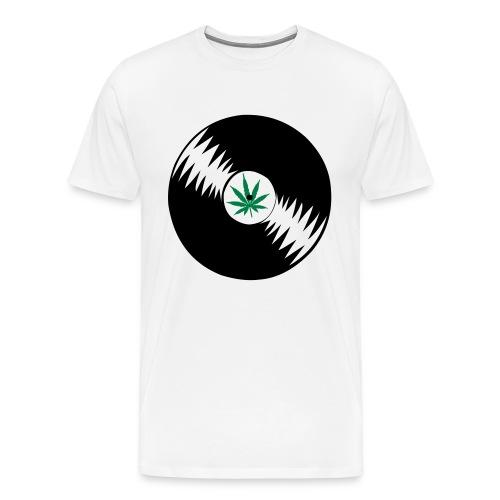 Spinning Plant Tee - Men's Premium T-Shirt