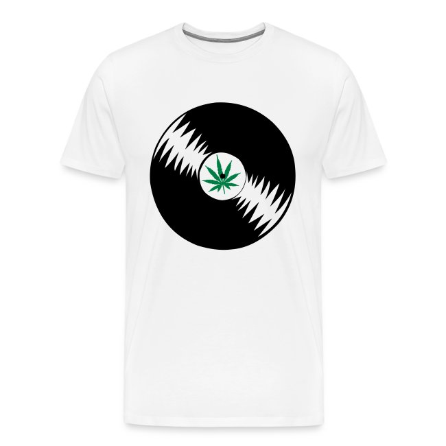 Spinning Plant Tee