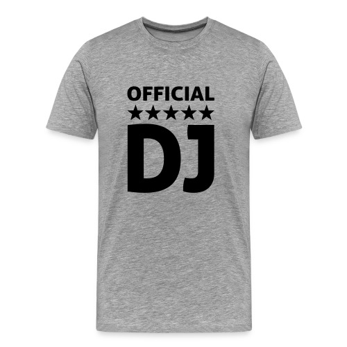 Men's Premium T-Shirt - exclusive,djbchill,clothes,baby clothes,One of a Kind,New,Music,Baby DJ,Apparel