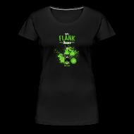 Women's T-Shirts ~ Women's Premium T-Shirt ~ Flank Sauce (Fitted) [F]