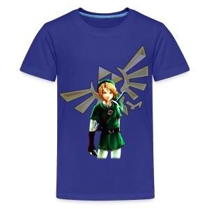 Legend Of Zelda Link (HD) Kids Tee - Kids' Premium T-Shirt