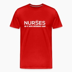 Nurses Do it with Intensive Care T-Shirts
